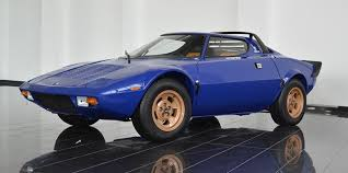 lancia stratos this lancia stratos is selling for half a million dollars