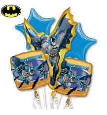 batman party supplies batman foil balloon bouquet party supplies in australia party corner