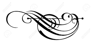 vector ornament on white background royalty free cliparts vectors
