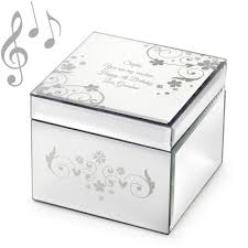 personalized baby jewelry box plays swan lake any girl will instantly fall in