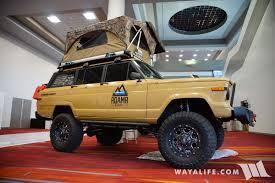 wagoneer jeep 2015 2016 sema roamr jeep wagoneer