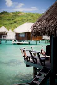 13 best images about tahiti best overwater bungalow photos from
