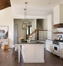 Kitchen With Only Lower Cabinets Farm To Table Interior Designer Anna Braund Keeps It Local With