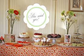 Engagement Party Decoration Ideas Home My Brother And Shanna U0027s Surprise Engagement Party At Home With