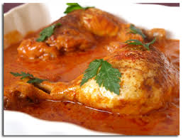 cuisiner le poulet cuisses de poulet au paprika et à la tomate cookismo recettes