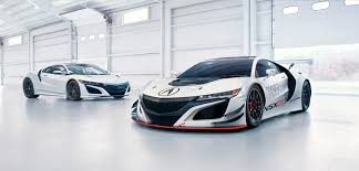 honda nsx gt3 announced ditches hybrid tech and goes rear wheel