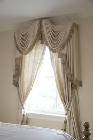 Swinging Curtain Rods For Doors by