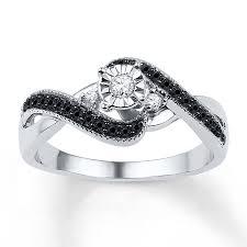 kays black engagement rings free rings black promise rings for black