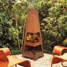 Chiminea Outdoor Fireplace Clay - clay chiminea outdoor fire pit clay fire pit chiminea outdoor fire