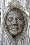 Maori Schnitzerei aus Holz von Horst Böttger - Maori-Schnitzerei-aus-Holz-a20288212