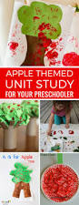 Apple Decorations For Kitchen by 40 Super Fun Apple Activities For Preschoolers Just Bright Ideas