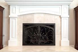Arched Fireplace Doors by Arched Rectangular Doors U2013 Ams Fireplace Inc