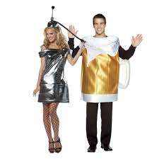 famous couples halloween costume ideas all sizes beer mug and tap this keg couples costume flickr