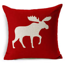 red decorative pillows promotion shop for promotional red