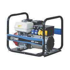 sdmo hx6000 2 petrol 4 stroke generator available online