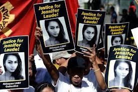 Comfort Women In Philippines The Dangers Of Being Lgbt In U0027tolerant U0027 Philippines Huffpost