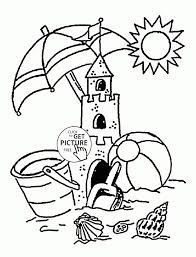 beach coloring pages to inspire in coloring page cool coloring