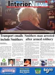 Smithers Interior News Obits Smithers Interior News March 02 2016 By Black Press Issuu