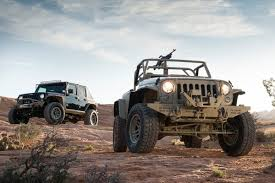 jeep commando custom dsi jeep commando wrangler concept debuted at moab up for auction