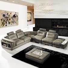 canape en cuir d angle canapé cuir design canapé d angle salon pas cher meubles elmo