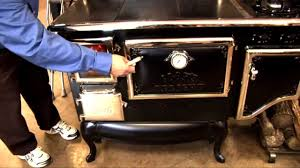 Used Cooktops For Sale How To Use A Wood Cook Stove Youtube