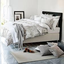 gant key west paisley bed linen grey monica u0027s interior design