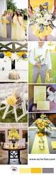 What Color Goes Best With Yellow by Best 20 Yellow Wedding Colors Ideas On Pinterest Yellow