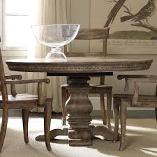 Hooker Furniture Sorella Pedestal Dining Table Stoney Creek - The kitchen table toronto