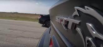 hellcat challenger 2017 engine hennessey 2017 camaro zl1 vs dodge challenger hellcat drag race