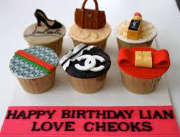 celebrate with cake fashion cupcakes