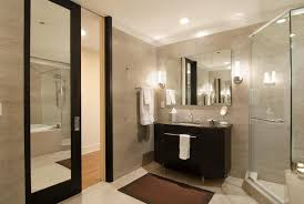 Recessed Light Bathroom Best How To Remove Bathroom Recessed Lighting Modern Wall Sconces
