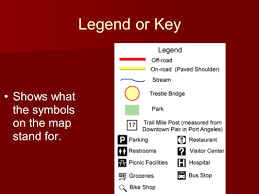 Map Legend Symbols Elements On A Map Compass Rose Legend Bar Scale Title Inset Map
