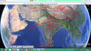 World Geography Map Indian Geography On Map Online Class 01 Youtube