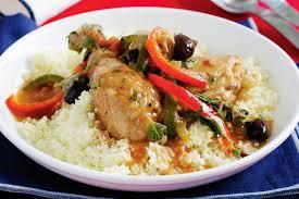 Mediterranean Style Chicken Recipe Mediterranean Chicken And Olive Casserole