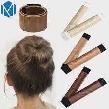 hair bun maker aliexpress buy kids hair bun maker donut