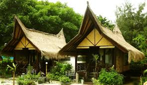 ana warung and bungalows food and accommodation on gili meno