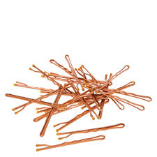 bobby pins scunci gold comfort bobby pins s