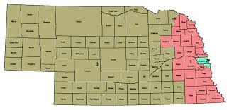 Nebraska County Map Committee Approves Congressional Map On Partisan Vote Regional