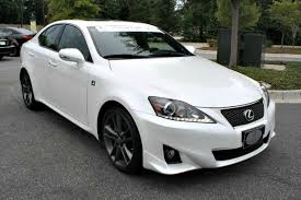 2013 is 250 lexus pre owned vehicle of the week 2011 lexus is 250 f sport baker