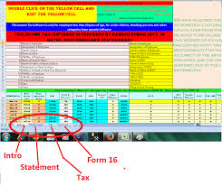 income tax calculator teacher haryana