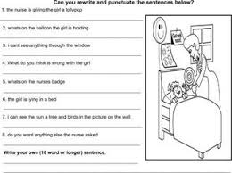 9 best punctuation worksheet images on pinterest punctuation