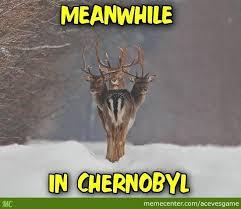 Deer Meme - three headed deer by acevesgame meme center