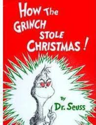 how the grinch stole christmas by dr seuss scholastic