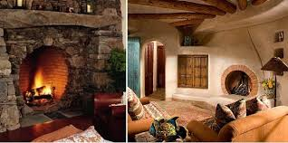 hobbit home interior stunningly beautiful hobbit style fireplaces home design garden