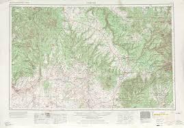 cortez topographic maps co ut usgs topo 37108a1 at 1