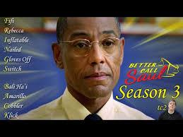 better call saul season 3 fring s back youtube