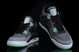 green glow 4 air 4 iv green glow 308497 033 308497 033 nike air