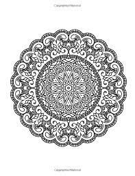 zen transcendental mandala coloring book adults children
