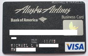 boa alaska airlines biz card retention offer really michael w
