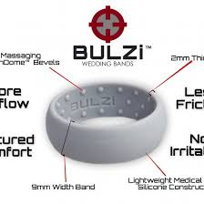 most comfortable wedding band bulzi wedding bands caign